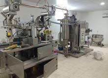 آلة تصنيع حلويات الجيلي والمصاص