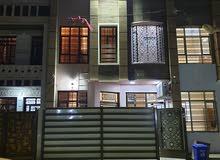 بيت للبيع في السيدية  شارع الخيزران فرع افران الضيافة الرئيسي .. واجهة 6 م.