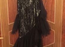 فستان سهرة للبيع جديدد لم يستعمل قابل للتفاوض