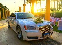 للايجار سيارات كرايسلر للزفاف