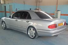 Available for sale!  km mileage Mercedes Benz E55 AMG 1999