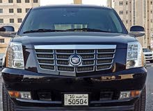 2012  Escalade with  transmission is available for sale