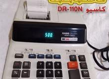 ألة حاسبة بطابعة كاسيو ياباني الصنع 500 جنيه فقط