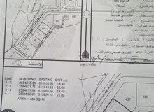 ارض للبيع في منطقة سيح احمر ولاية بدبد