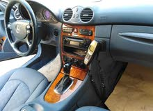 Automatic Mercedes Benz CLK 200 for sale