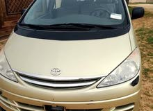 Toyota Previa car for sale 2006 in Sabratha city