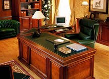 أثاث مكتبي بأقل أسعار بالأردن