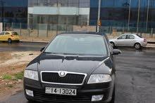 Gasoline Fuel/Power   Skoda Octavia 2009