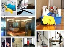"""""""أي خدمة"""" مفيش حاجة متتنظفش...منازل..مطاعم..مكاتب...سيارات..واجهات مباني.."""