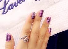 كوني أجمل مع :_ ((Lavender nails spa))