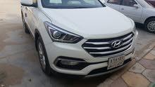 Hyundai Santa Fe in Basra