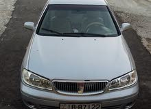 Manual Silver Nissan 2001 for sale