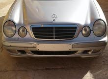Used 2002 Mercedes Benz E 200 for sale at best price