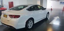 White Chrysler 200 2016 for sale
