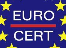 CE mark certificate notified /non notified