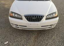 Automatic White Hyundai 2005 for sale