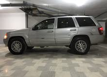 Automatic Jeep Grand Cherokee 2004