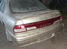 Gasoline Fuel/Power   Nissan Maxima 1999