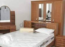 غرفة نوم جديدة للبيع التوصيل المجاني