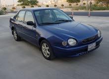 Toyota corolla 1998  excellent condition