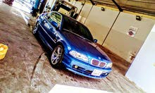Used condition BMW 328 2002 with +200,000 km mileage