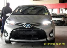 40,000 - 49,999 km mileage Toyota Yaris for sale