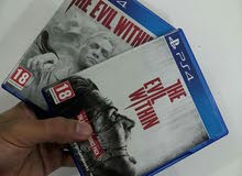 سلسلة the evil within كاملة