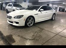 White BMW 640 2015 for sale