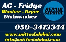Ac Fridge Washer Dryer Dishwasher Repairing Company in Dubai