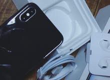 ايفون X256 جيجا نظامين GSM and cdma