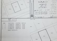 أرض البيع في اسرار بني عمر شناص رقم القطعة 941
