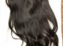 وصلات شعر هندي اصلي طبيعي
