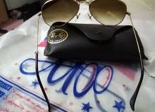 b31bf5b6e نظاره ريبان اصليه سعر البيع 30 دينار نهائى النظاره جديده لم تستخدم نهائ  بالفاتور