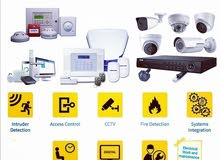 CCTV Camera, intercom, all kinds  of electrical  work