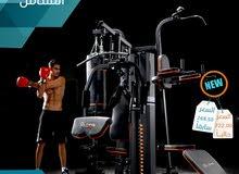الهوم جيم المتكامل هوم جيم ب 3 محطات لجميع عضلات الجسم