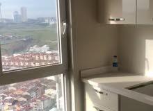 شقة للبيع في اسطنبول غرفتين وصالة وحمامين