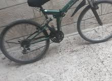 دراجه هوئيه للبيع يباني سنبرسات جنط 26 بركات شغلات و غيرات للاستفسار 0787466555