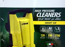 مضخة مياه للتنظيف ذات ضغط عالي 120 بار من لافور