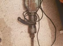 marteau piqueur 11kg - meule a disque black deckrr zouz b 600d