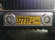 للبيع رقم مركبة 37739/و
