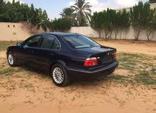 BMW 528 in Tripoli