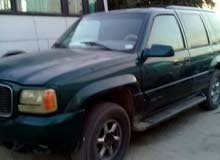 Used condition GMC Yukon 2000 with 180,000 - 189,999 km mileage