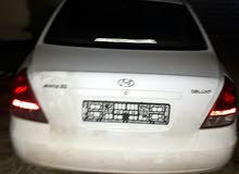 Manual Hyundai 2002 for sale - Used - Jebel Akhdar city