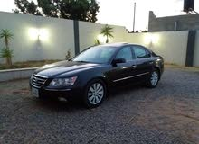 Hyundai Sonata car for sale 2009 in Tripoli city