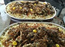 مطبخ ابو عبدالله بصحم لجميع المناسبات والافراح لتواصل ع 99020120او 91102895