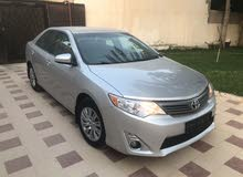 For sale 2014 Silver Camry