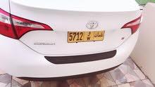 Toyota Corolla 2014 For sale - White color