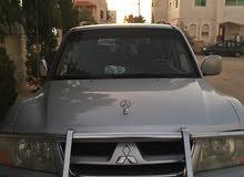 Mitsubishi Pajero 2004 For sale - Silver color