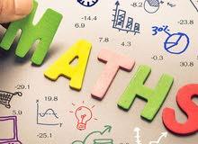 معلمة خصوصي للمراحل الثانوية (اول ثانوي و توجيهي)،الرياضيات و اللغة الانجليزية
