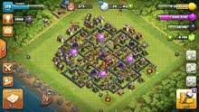 قرية clash of clans